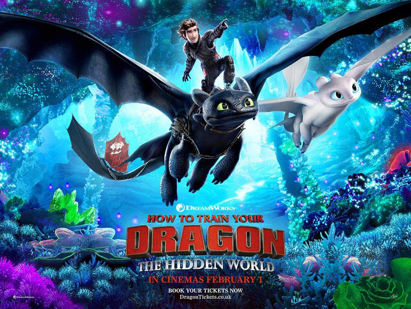 Review: How to Train Your Dragon: The Hidden World (2019)
