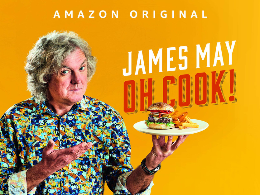 Review: James May: Oh Cook! - Season 1 (2020)