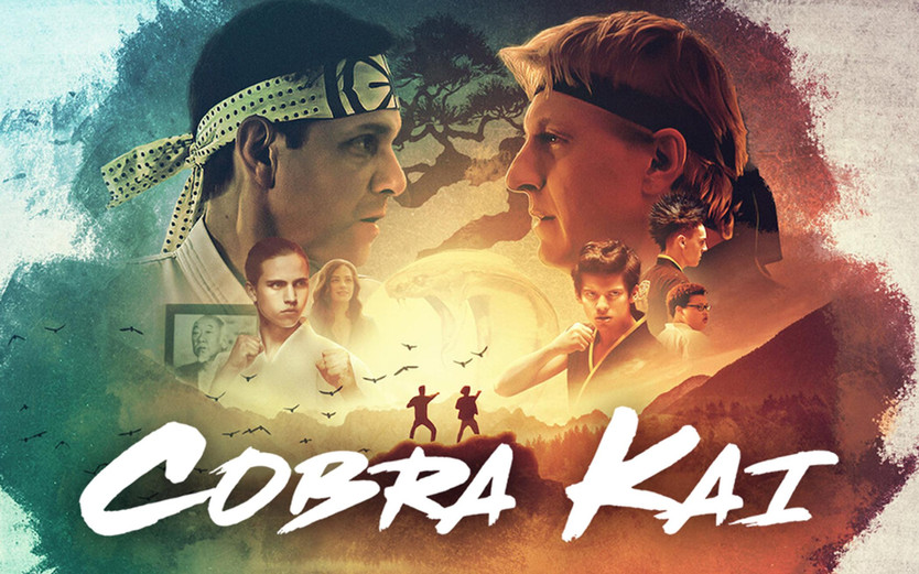 Review: Cobra Kai - Season 1-3 (2018-2021)