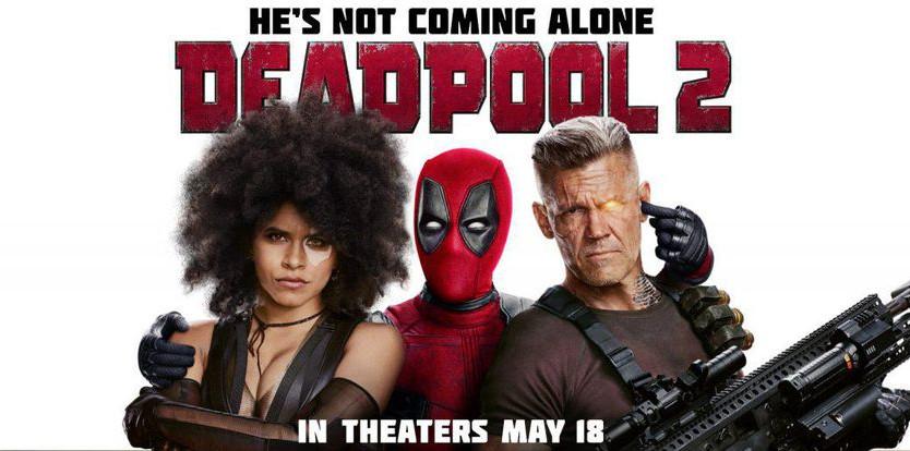 Review: Deadpool 2 (2018)