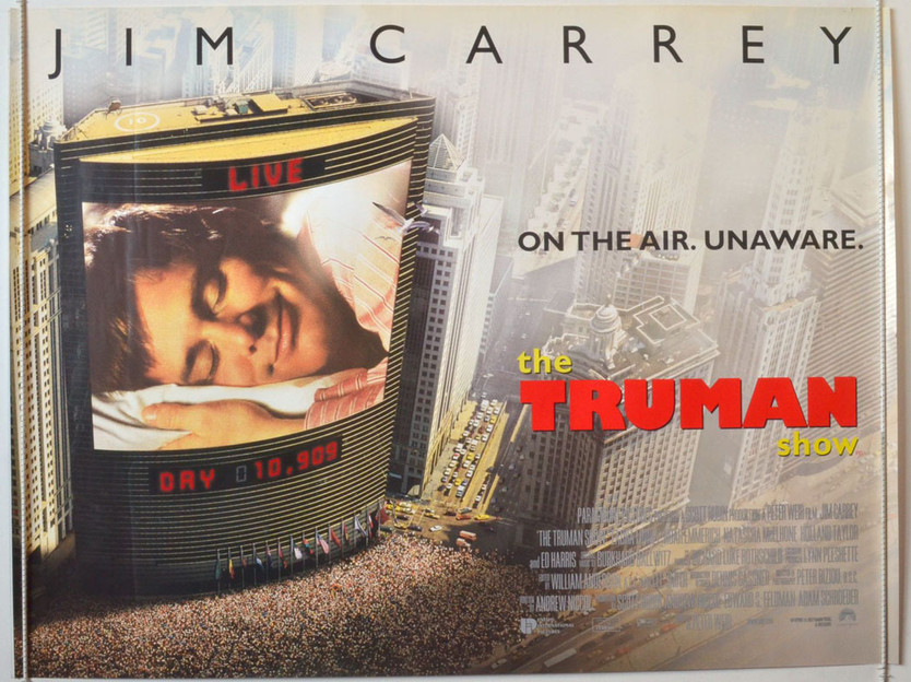 Review: The Truman Show (1998)