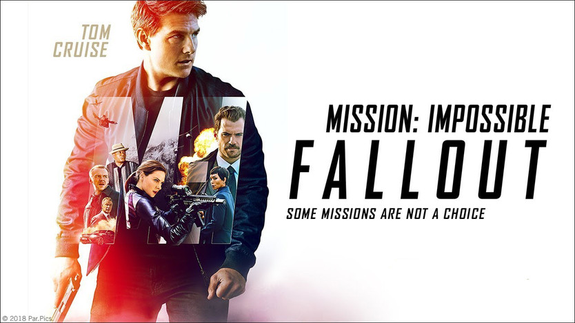 Review: Mission: Impossible - Fallout (2018)