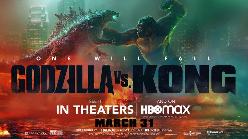 Review: Godzilla vs. Kong (2021)