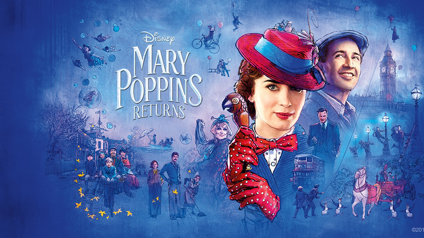 Review: Mary Poppins Returns (2018)