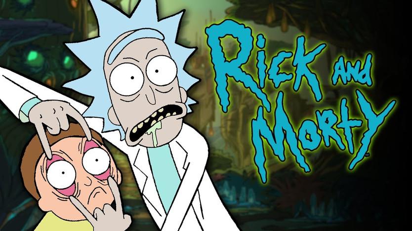 Review: Rick and Morty - Season 1-4 (2013-2020)