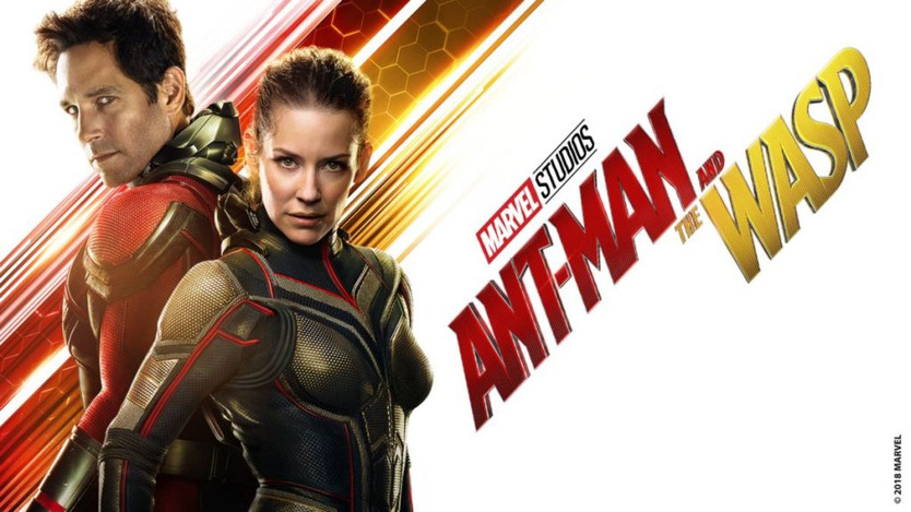 Review: Ant-Man and the Wasp (2018)