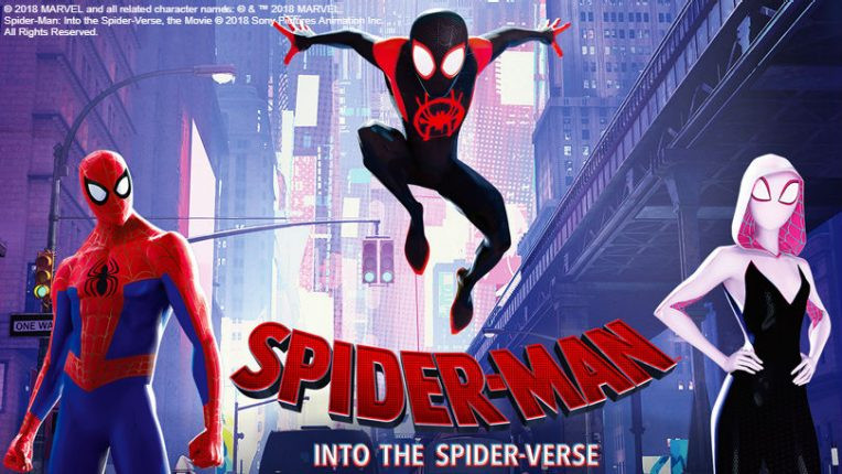 Review: Spider-Man: Into the Spider-Verse (2018)