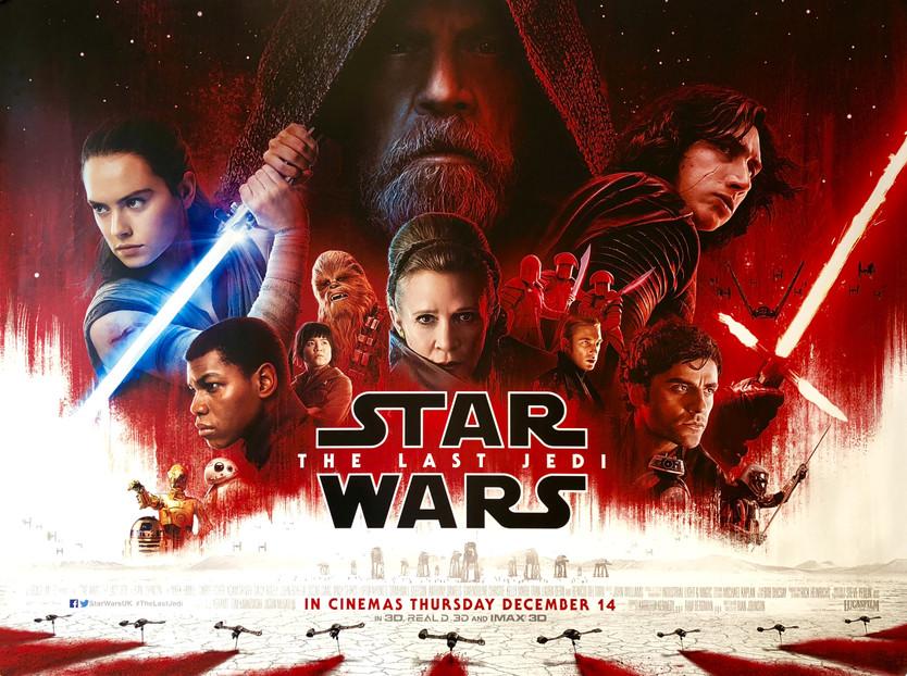 Review: Star Wars: Episode VIII - The Last Jedi (2017)