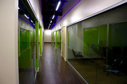 Corridor with Offices