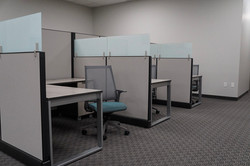 Private Work Spaces