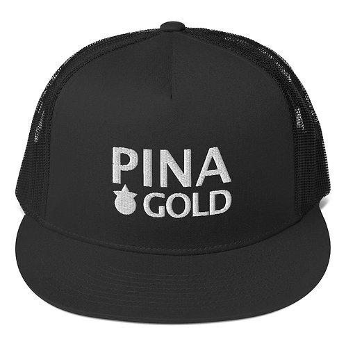 PinaGold Trucker