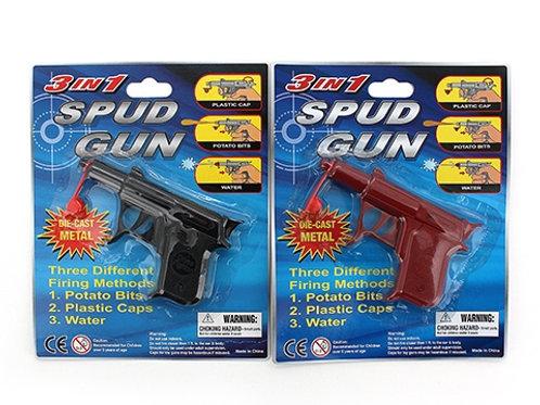 Spud Gun 3 in 1