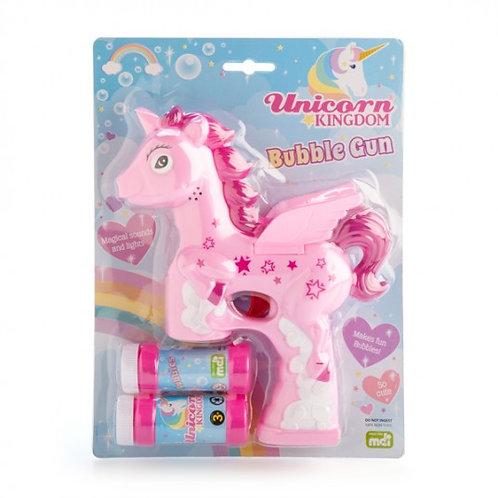 Unicorn Bubble Gun