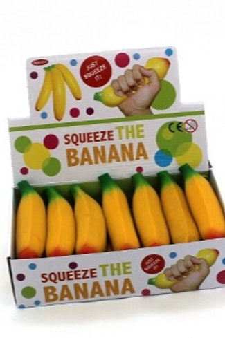 Squeeze Stretch The Banana