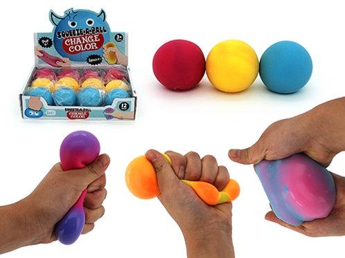 Change Colour Squeeze balls