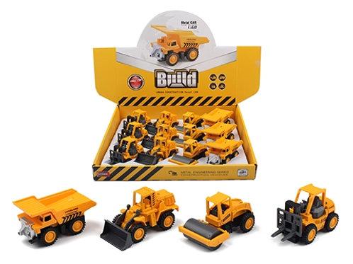 Construction Vehicles Die Cast