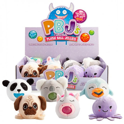 PBJ Plush Jellier Balls