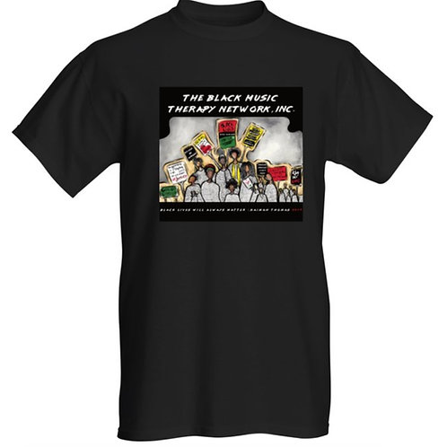 """Black Lives Will Always Matter"" T-Shirt (Limited Edition)"