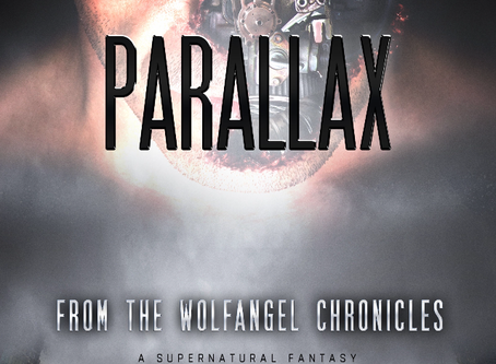 Published Book 2 - Parallax