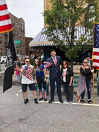 NYC Steve Saperstein - MEMORIAL DAY PARA