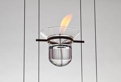 "Hanukkah Lamp, ""Proclaiming the (Hanukkah) Miracle"", 2015 (deatail)"