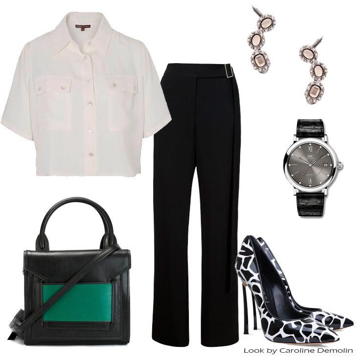 Looks-feminino-preto e branco-Personal Stylist BH-consultoria estilo-imagem-personal shopper