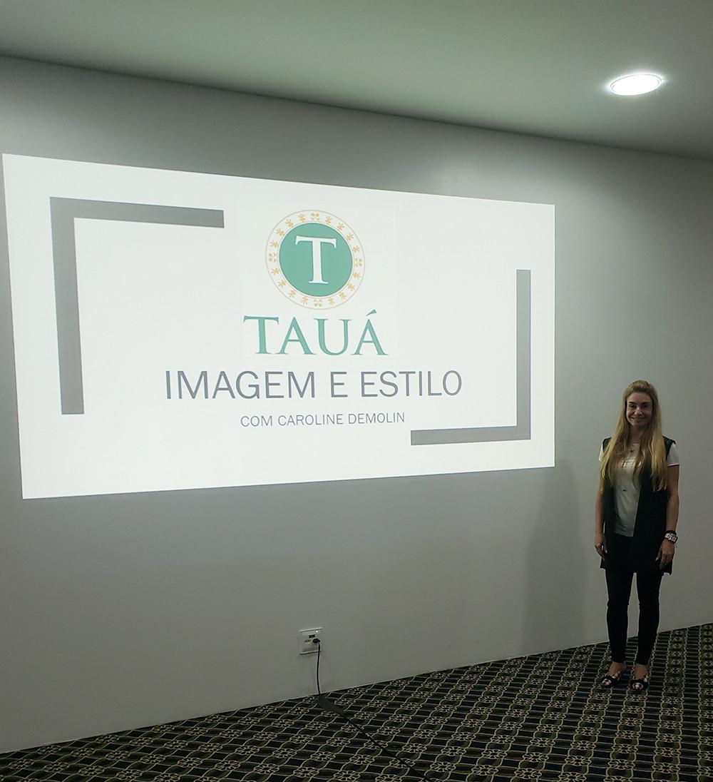 Treinamento imagem e etiqueta empresarial Tauá hotéis