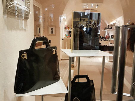Limited Edition Store Salvatore Ferragamo