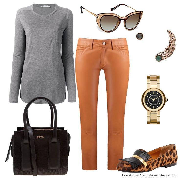 Looks com peças curinga do guarda-roupa-dicas de moda e estilo