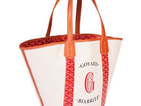 Goyard lança modelo Biarritz Tote em edição limitada