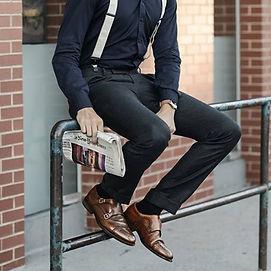 3 Pontos chave do look masculino sapatos