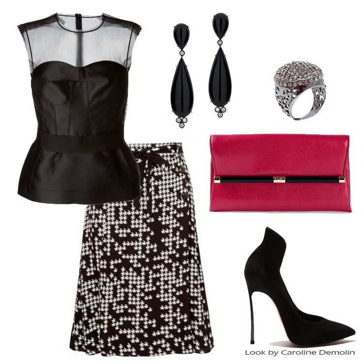Looks-feminino-Personal Stylist BH-consultoria estilo-imagem-personal shopper-BH-saia