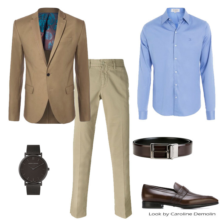 Look masculino para brunch de casamento-Consultoria-Estilo-Imagem-Personal-Stylist-BH-Shopper