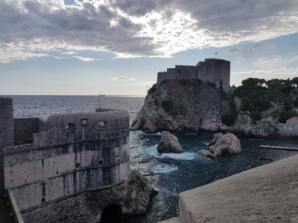 Croacia Dubrovink Consultoria de Estilo Forte Lovrijenac
