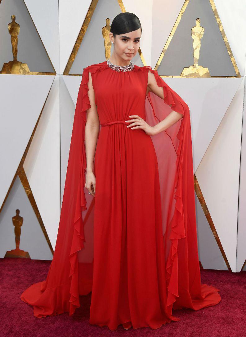 Oscar 2018 Personal Stylist BH Consultoria de Estilo e Imagem Sofia Carson Giambattista Valli