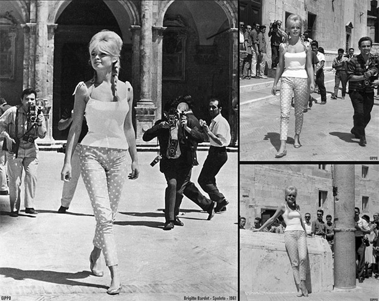 Consultoria de Estilo Personal Stylist BH sapatilhas  moda Brigitte Bardot