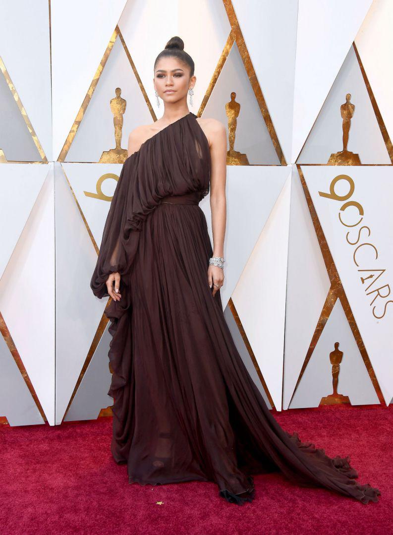 Oscar 2018 Personal Stylist BH Consultoria de Estilo e Imagem Zendaya Giambattista Valli Haute Couture