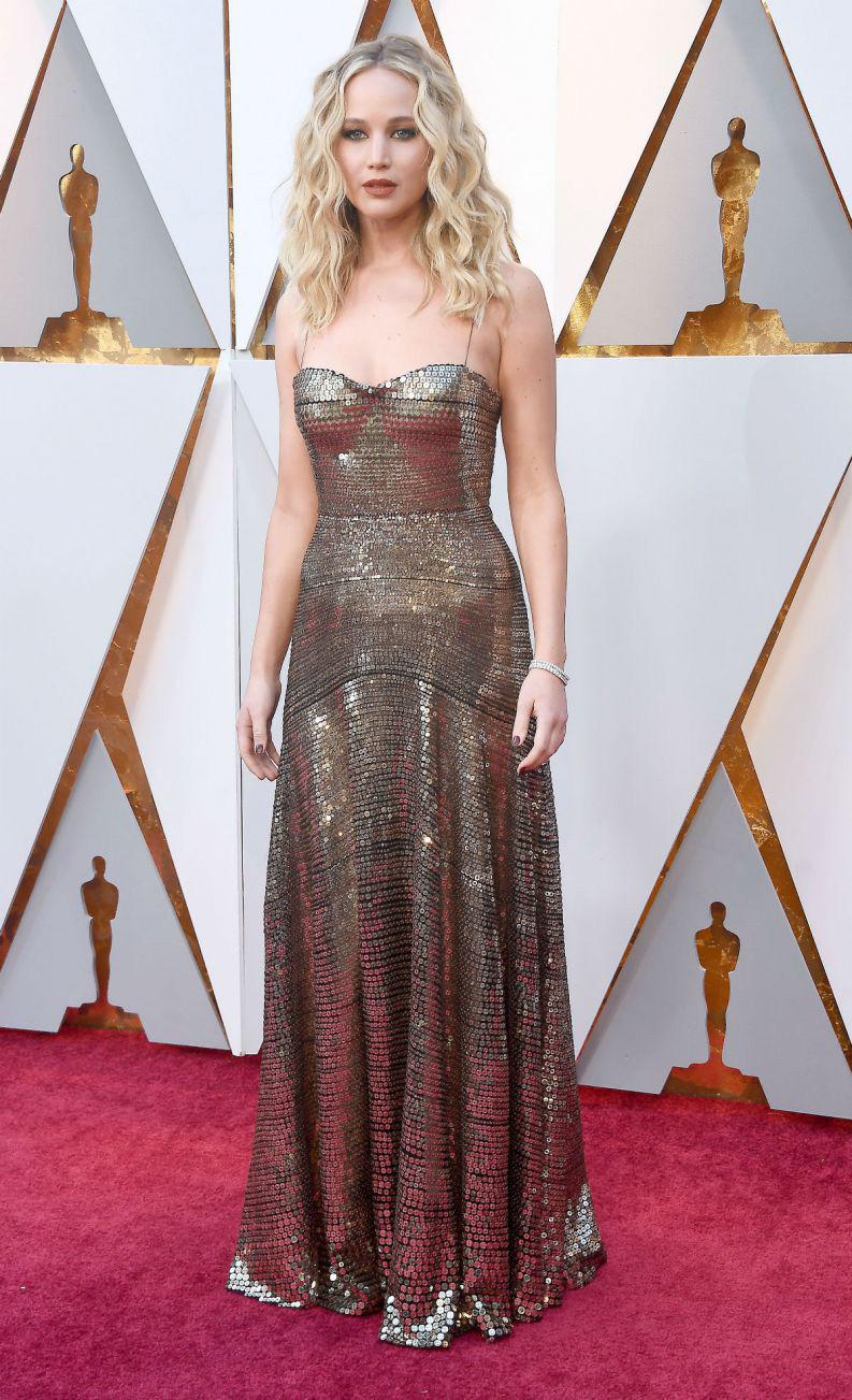 Oscar 2018 Personal Stylist BH Consultoria de Estilo e Imagem Jennifer Lawrence Christian Dior