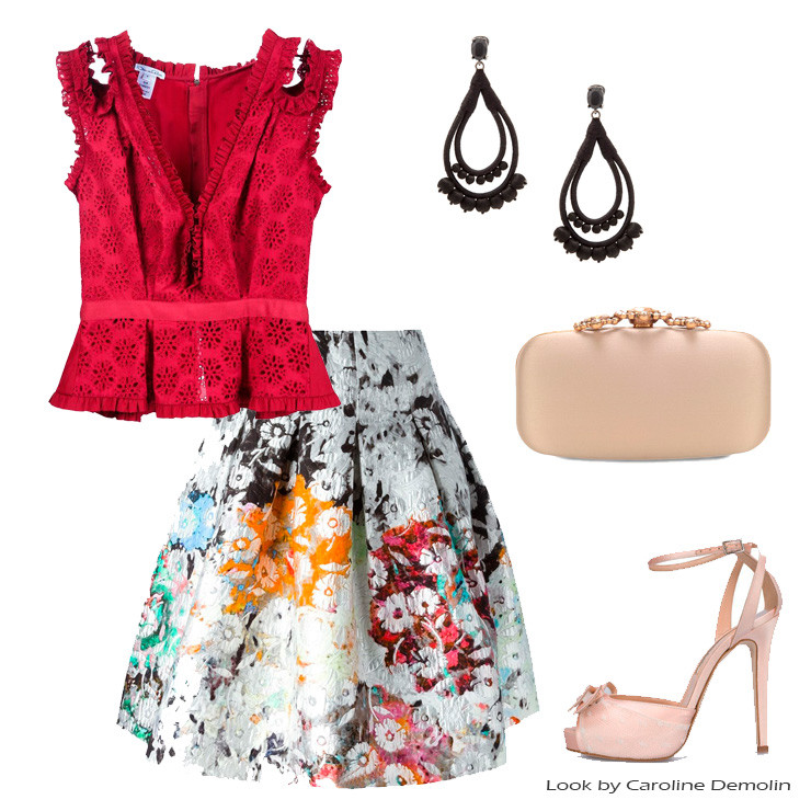 Looks-feminino-Personal Stylist BH-consultoria estilo-imagem-personal shopper-BH-Oscar de La Renta
