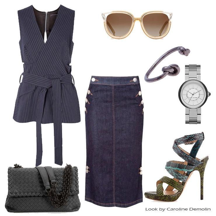 Look sexy e feminino para o dia a dia-personal stylist-bh-consultoria de imagem-estilo-moda-dicas de estilo e moda