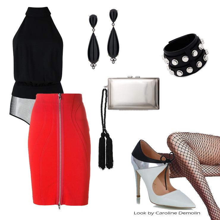 Consultoria-Estilo-Look feminino como usar sapato branco