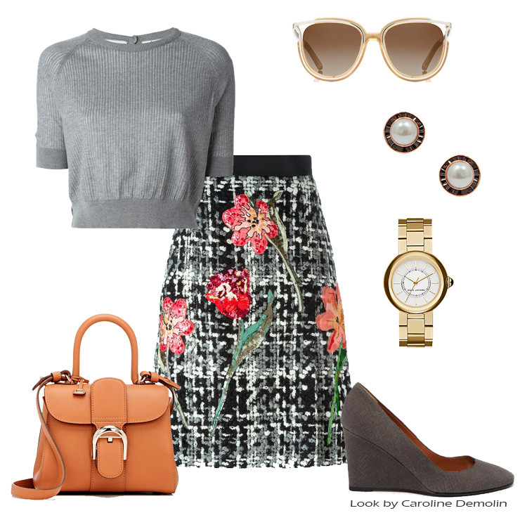 Looks femininos com saia-personal stylist bh-consultoria imagem-consultoria estilo-dicas de moda