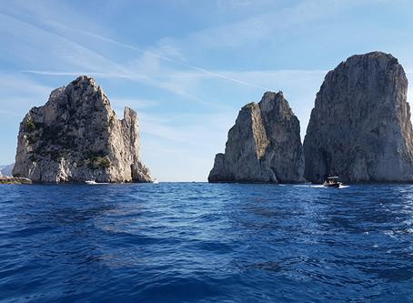As rasteiras top de Capri