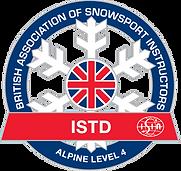 BASI Level 4 Instructor badge