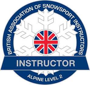 BASI Level 2 Instructor badge