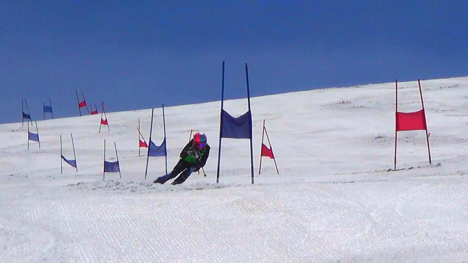Giant Slalom Les 2 Alpes