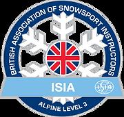 BASI Level 3 Instructor badge