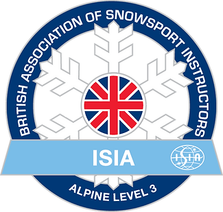 BASI Level 3 Instructor badge
