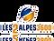 kids ski camp locations logo