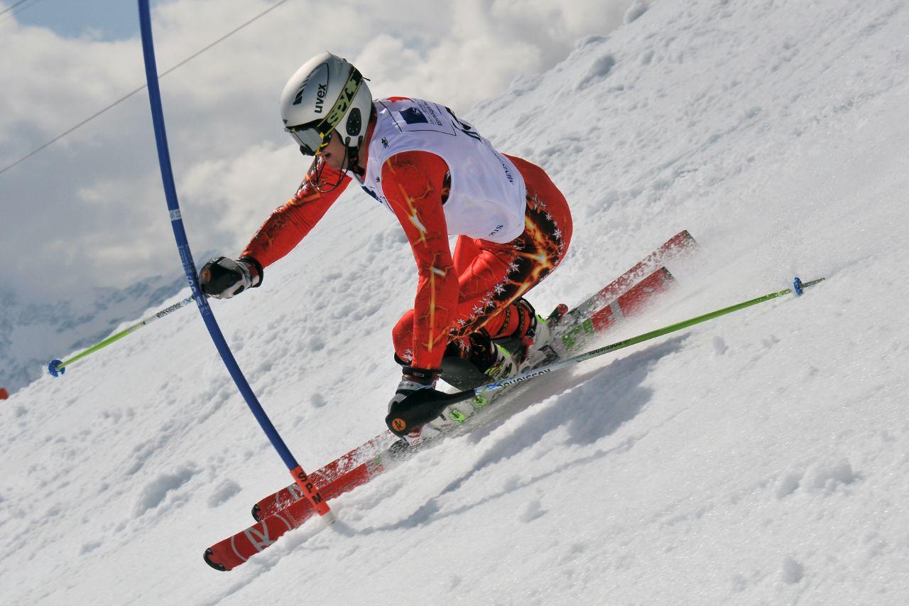 Test Technique Ski Exam